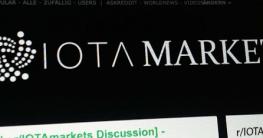 IOTA markets