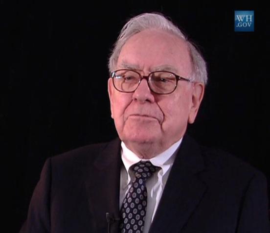 Warren Buffet ist mit Aktien reich geworden