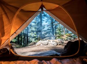 Camping Nischenseite