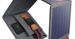 Choetech Solar Ladegerät