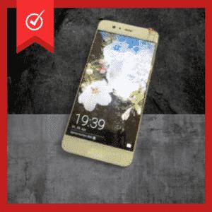 Huawei P10 nach Display Reparatur