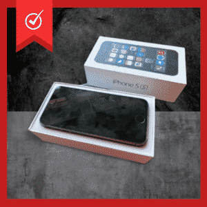 iPhone5 nach Display Reparatur