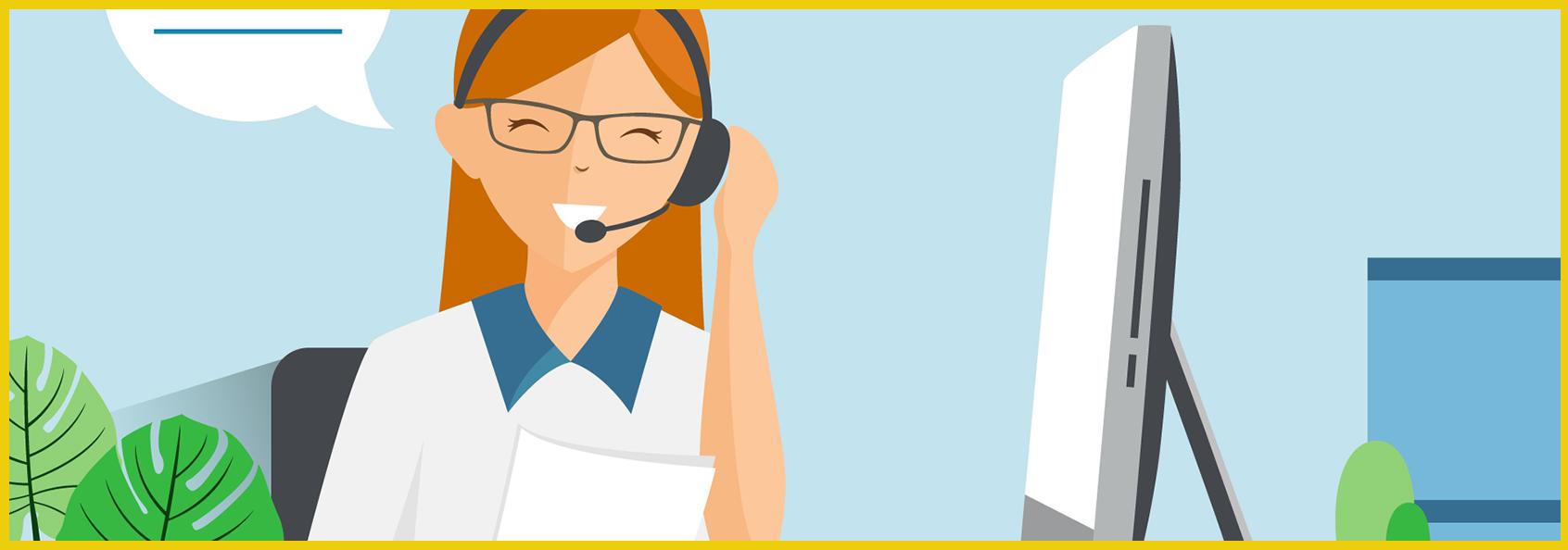 Ortsunabhängiger Job: Virtueller Assistent