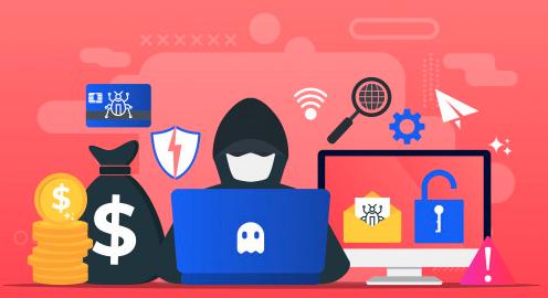 VPN Online Spionage