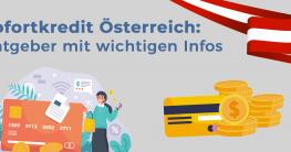 Sofortkredit Österreich
