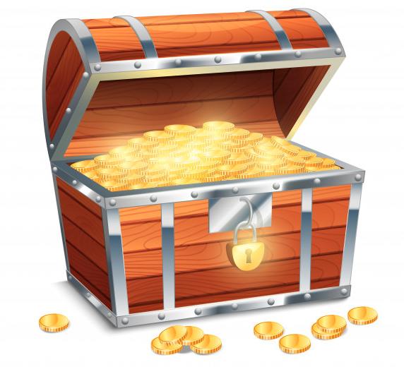 Gold aufbewahren: Wo?