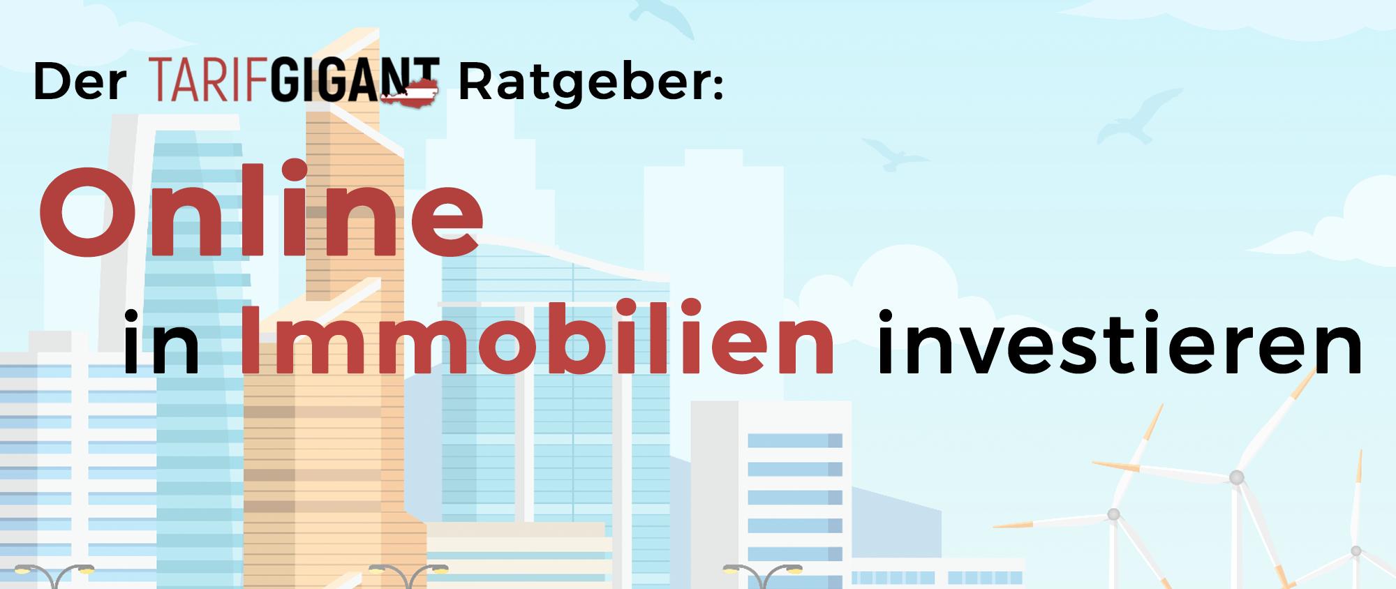 Online in Immobilien investieren